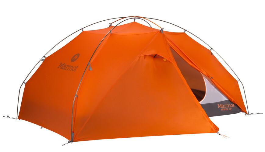 Marmot Miwok 2P - Tiendas de campaña - naranja